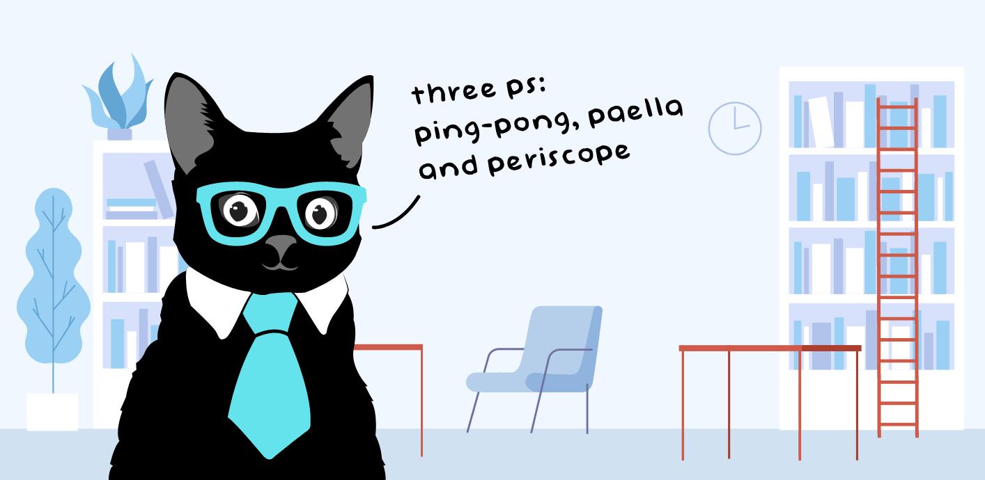 Three Ps