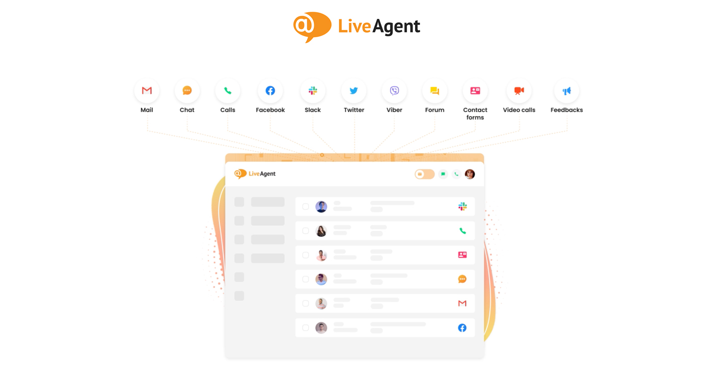 liveagent screenshot