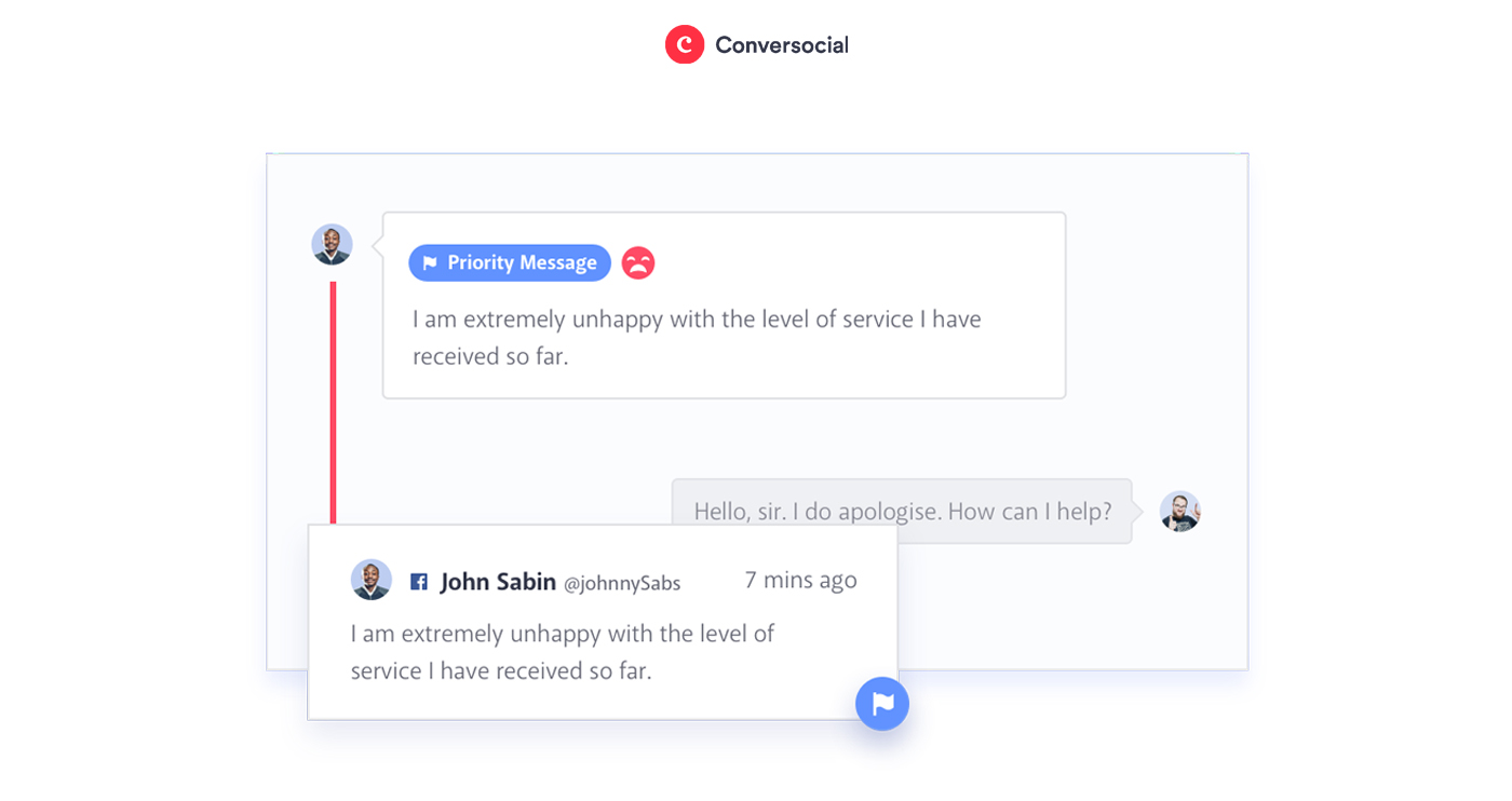 Conversocial screenshot