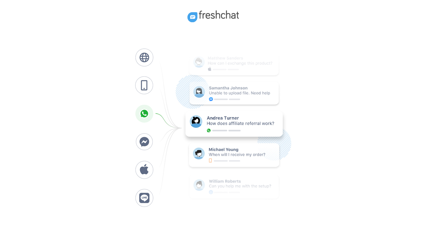 freshchat screenshot