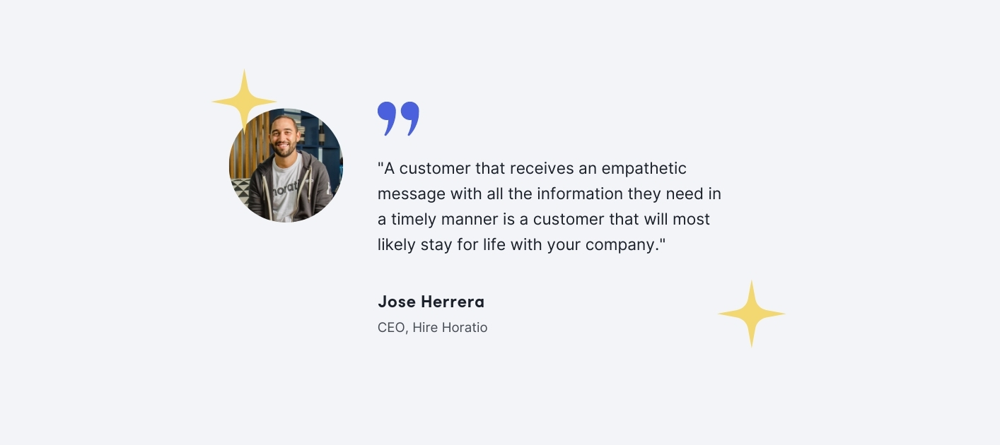 Jose Herrera - CEO, Hire Horatio