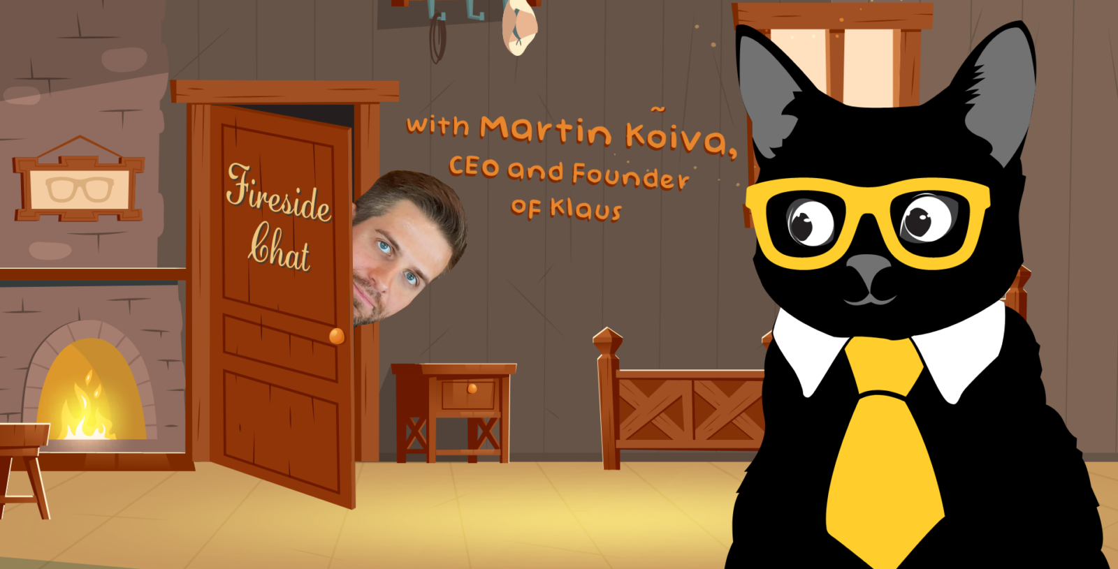 Fireside Chat with Martin Kõiva, CEO & Co-Founder of Klaus