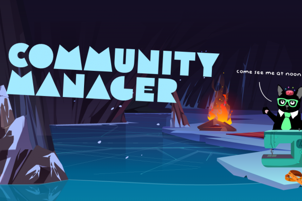 community manager jobs klaus