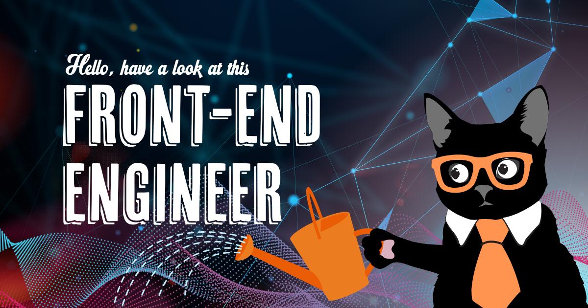frontend engineer jobs klaus