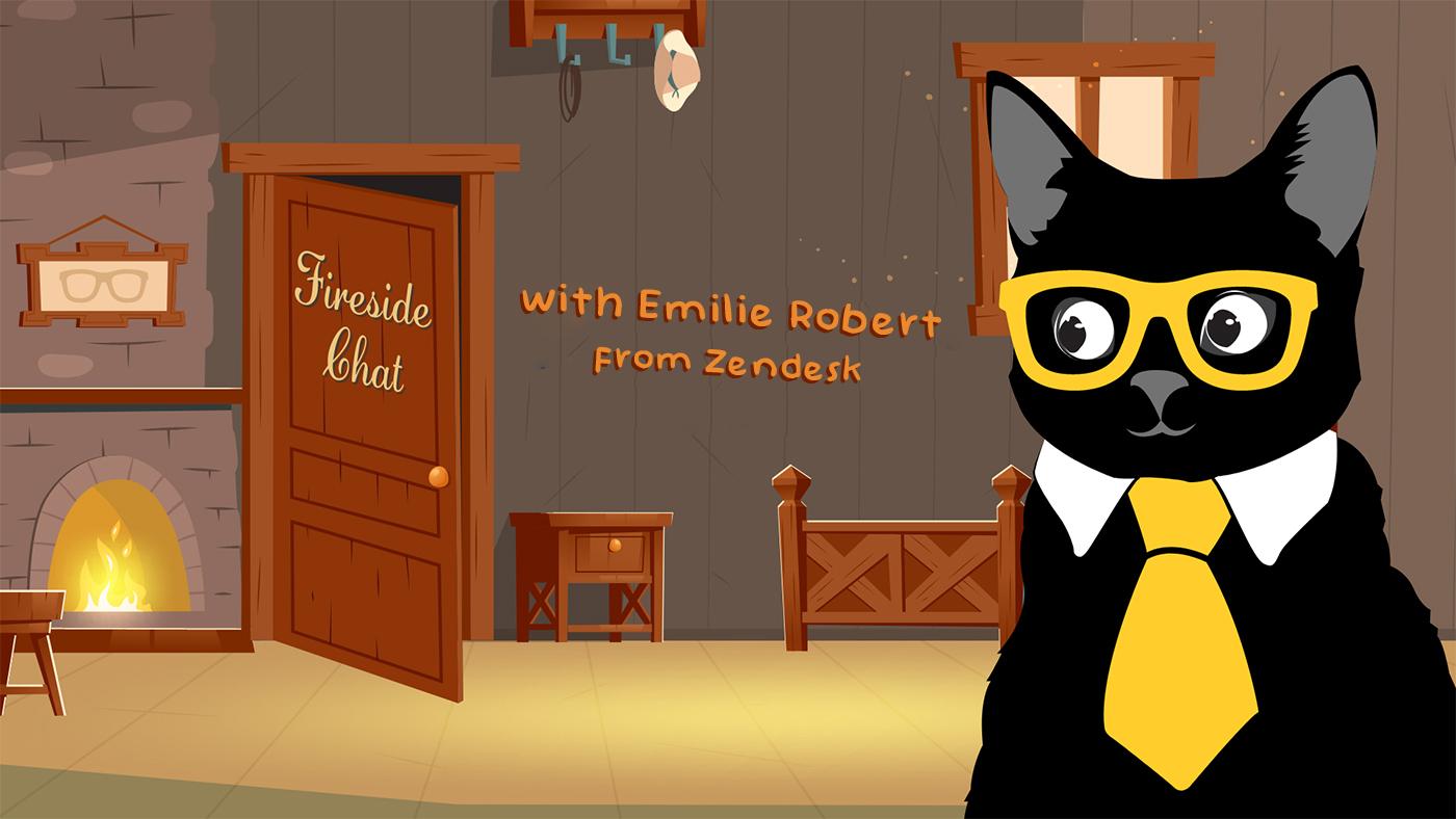 Fireside-Chat-Emilie-Robert-Zendesk