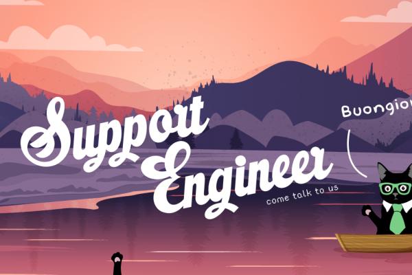 support engineer jobs klaus