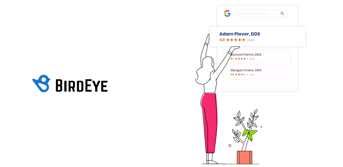 Birdeye customer review tool