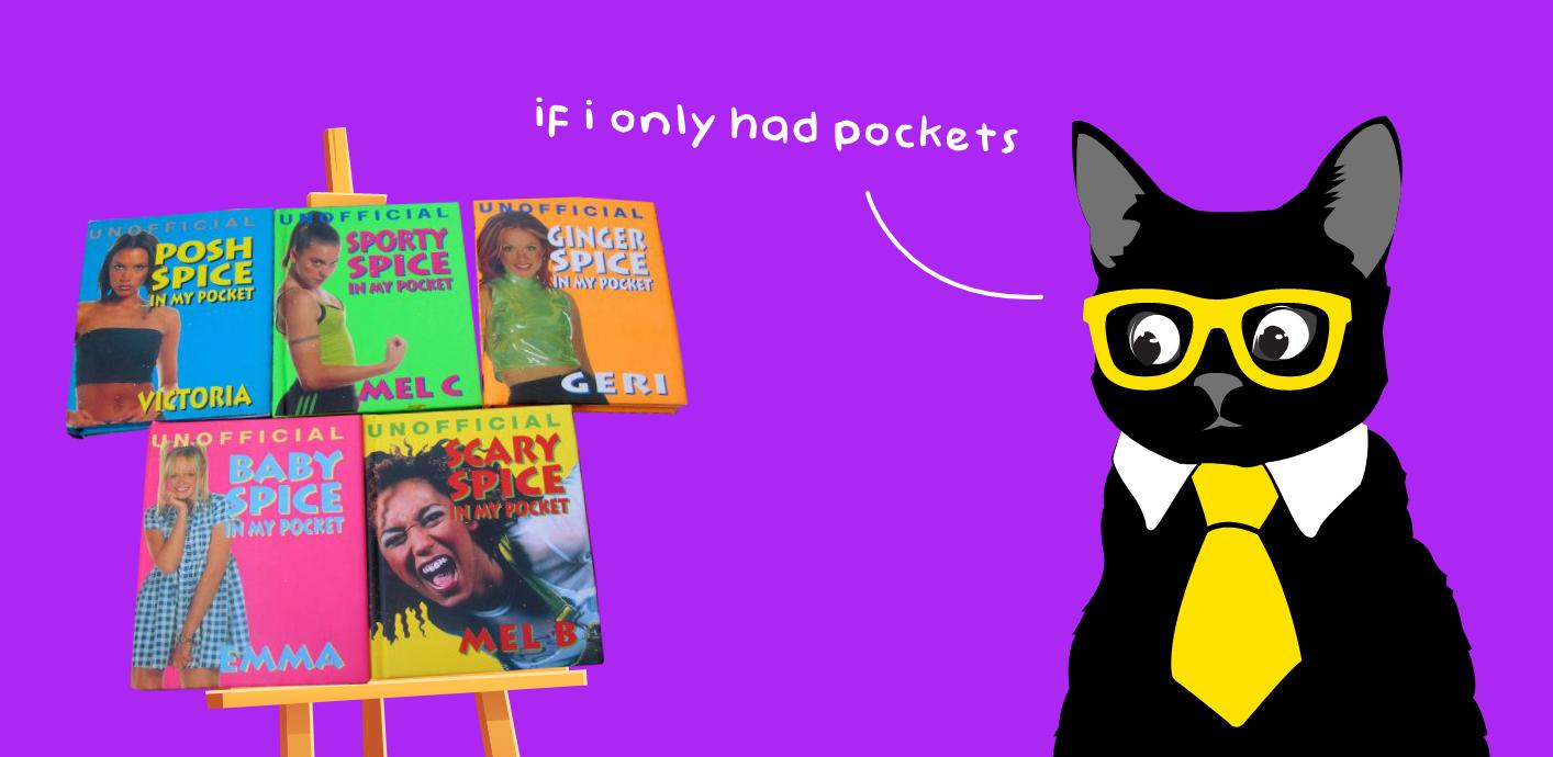 Spice Girls in My Pocket