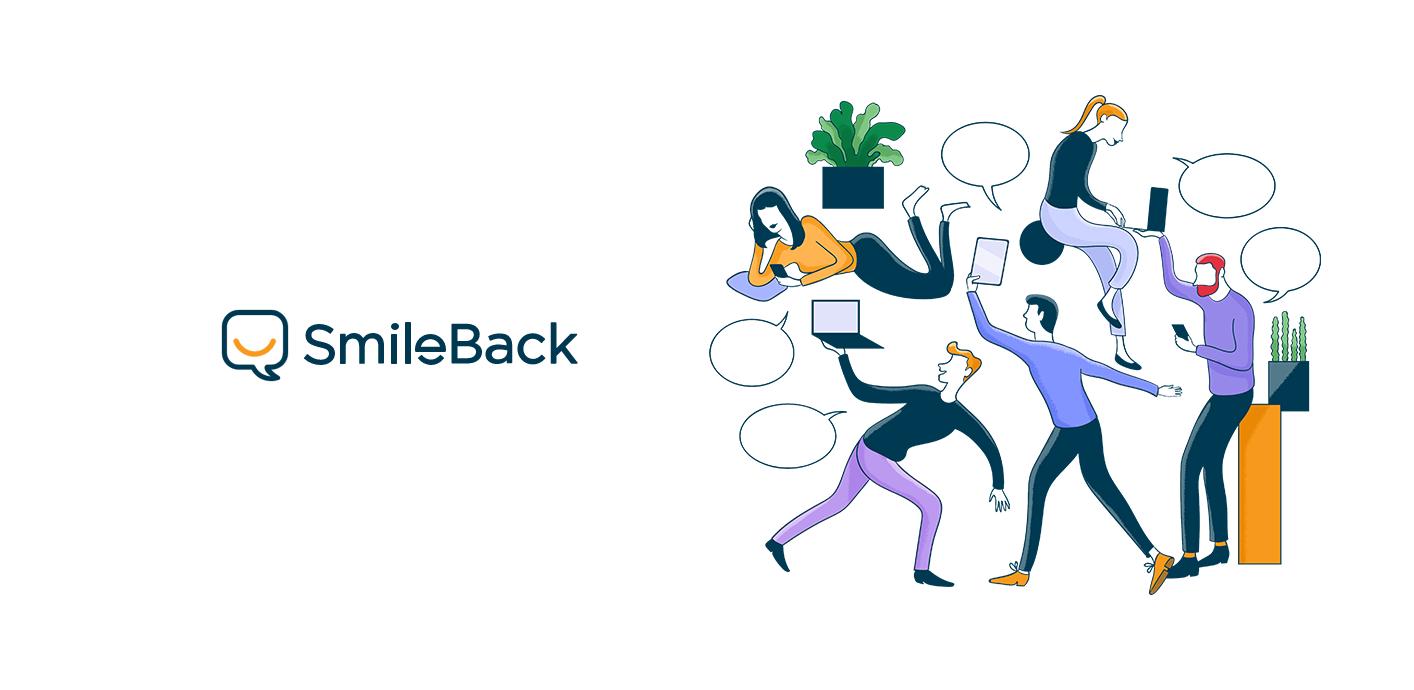 Smileback Customer Satisfaction tool