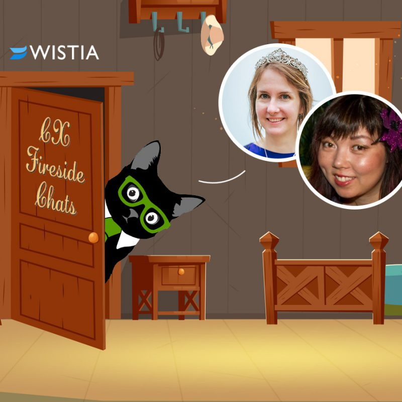 Fireside Chat with Stacy Justino from Wistia