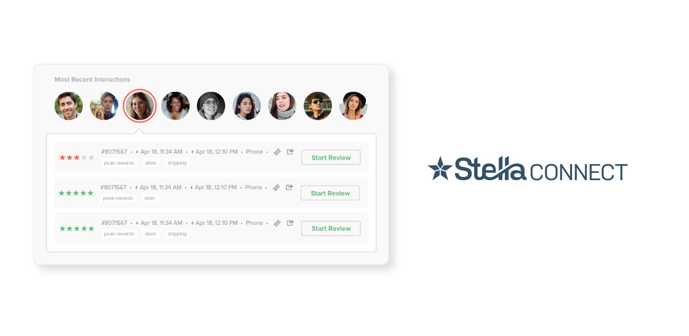 Stella Connect and customer service Quality Assurance tool alternatives on the Zendesk app marketplace