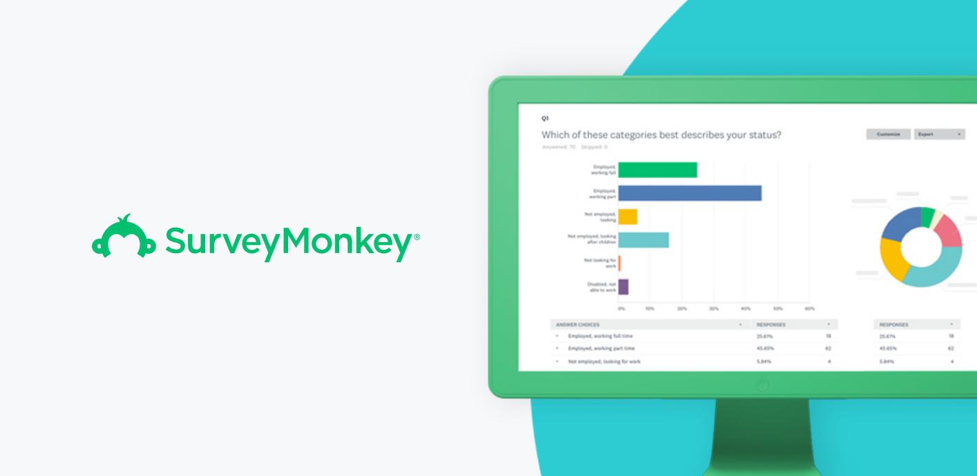 Surveymonkey online survey tool
