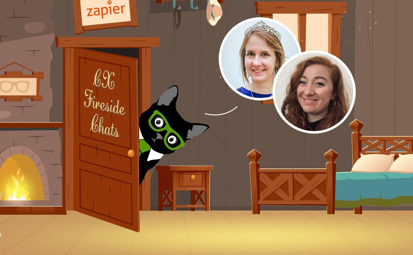 Fireside Chat with Lauren Fearn from Zapier