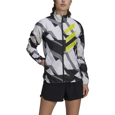 Agrind J Mujer - Chaqueta Trail Running Adidas Terrex