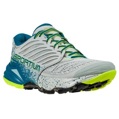 Akasha Mineral/Ink Mujer - Zapatillas Trail Running La Sportiva