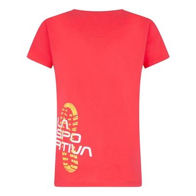 Footstep Hibiscus Mujer - Camiseta Trekking La Sportiva