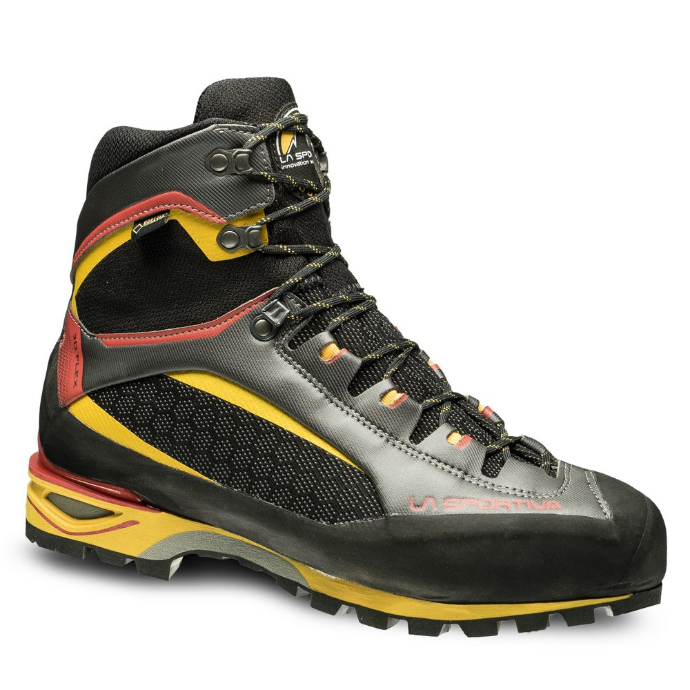 Trango Tower Goretex Black/Yellow Hombre - Bota Trekking La Sportiva