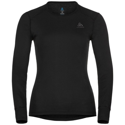 Active Warm Eco Bl Top Crew Neck Mujer - Camiseta Trail Running Odlo