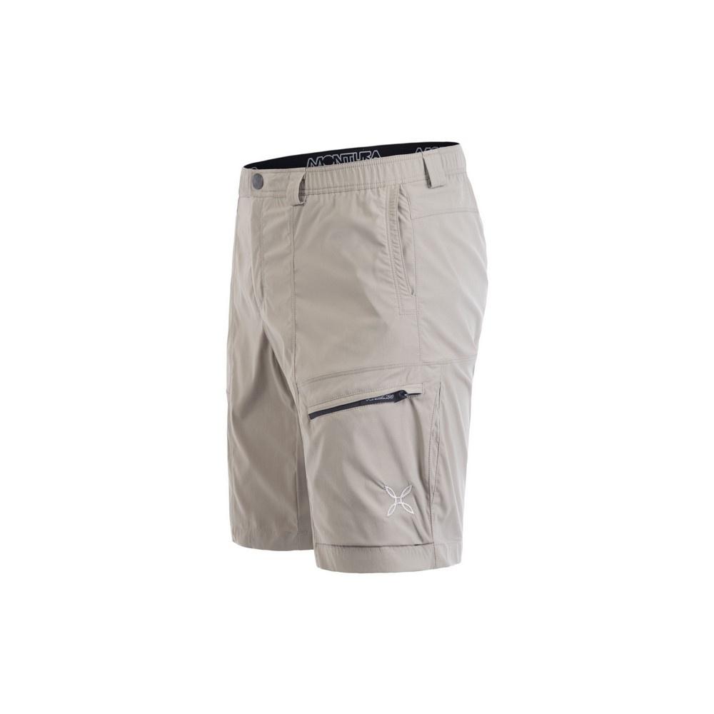 Travel Bermuda Hombre - Pantalones Trekking Montura