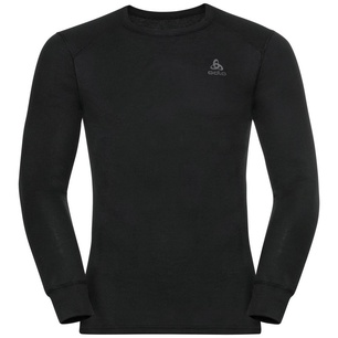 Active Warm Eco Bl Top Crew Neck Hombre - Camiseta Trail Running Odlo