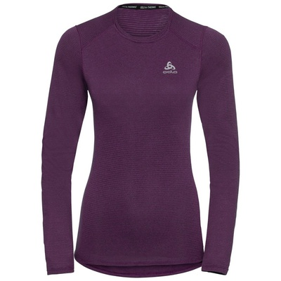 Active Thermic Bl Top Crew Neck