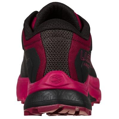 Karacal Black/Red Plum Mujer - Zapatillas Trail Running La Sportiva