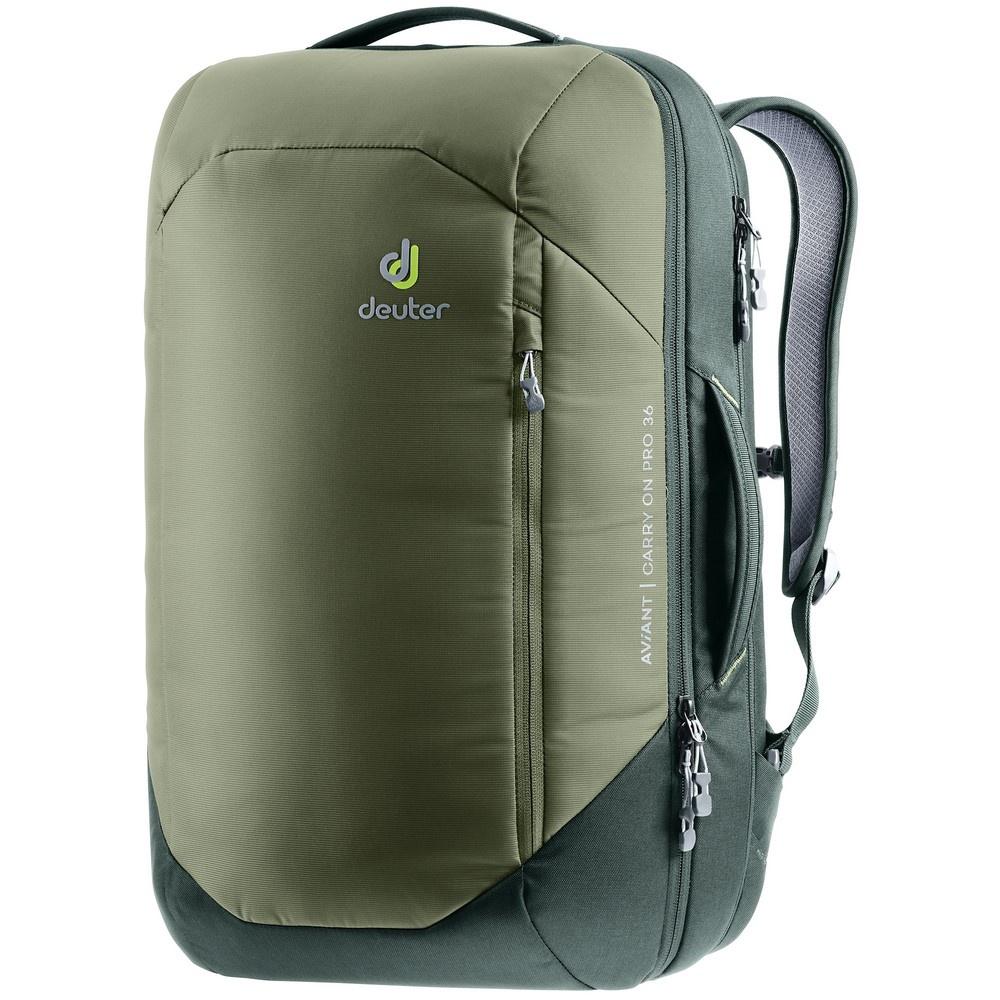 Aviant Carry On Pro 36 - Mochila 36 litros Verde Trekking Deuter