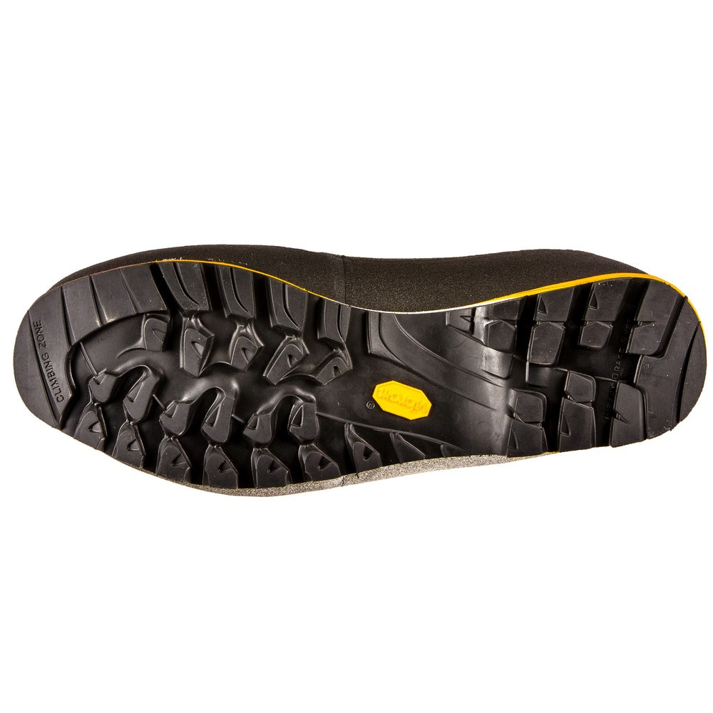 Trango Ice Cube Goretex Black/Yellow - Botas Alpinismo La Sportiva