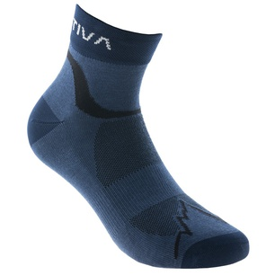 Fast Running Socks Opal/Black
