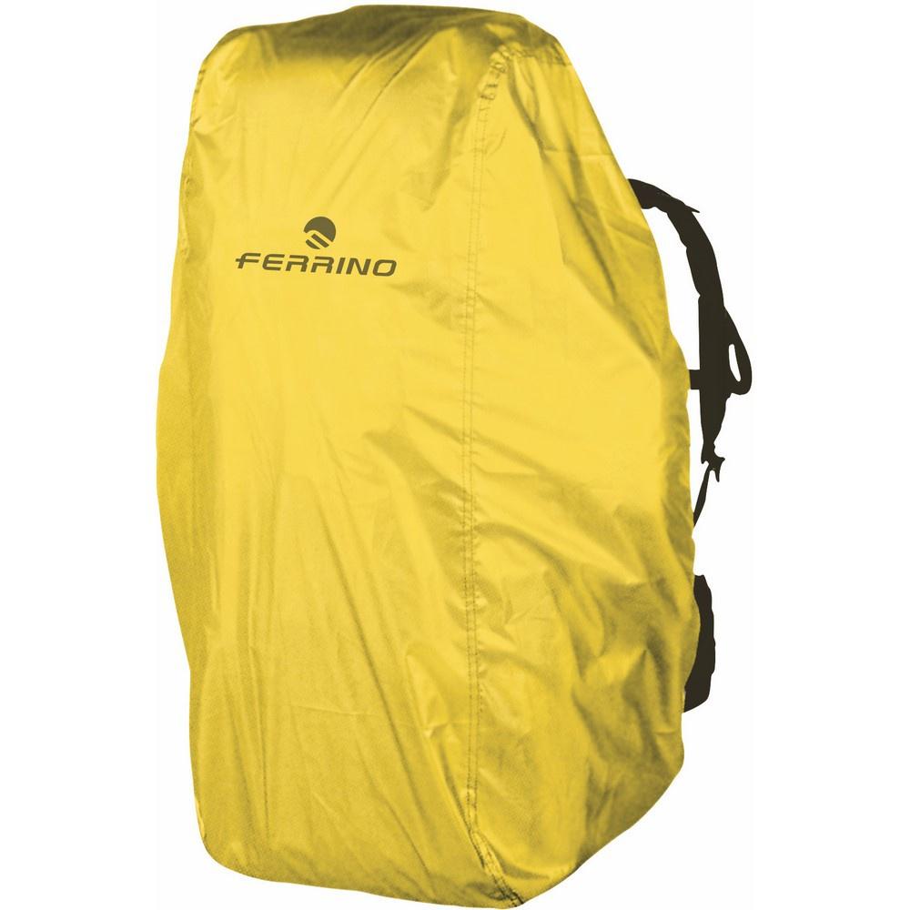 Cover Rucksack 0 - Cubremochila Amarillo Trekking Ferrino