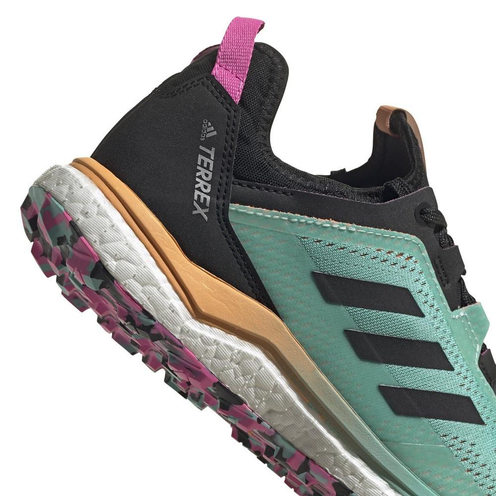 Terrex Agravic Flow Goretex Mujer - Zapatillas Trail Running Adidas Terrex