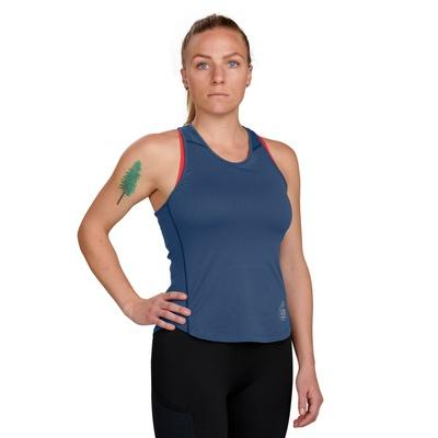 Cumulus Mujer - Camiseta Trail Running Ultimate Direction