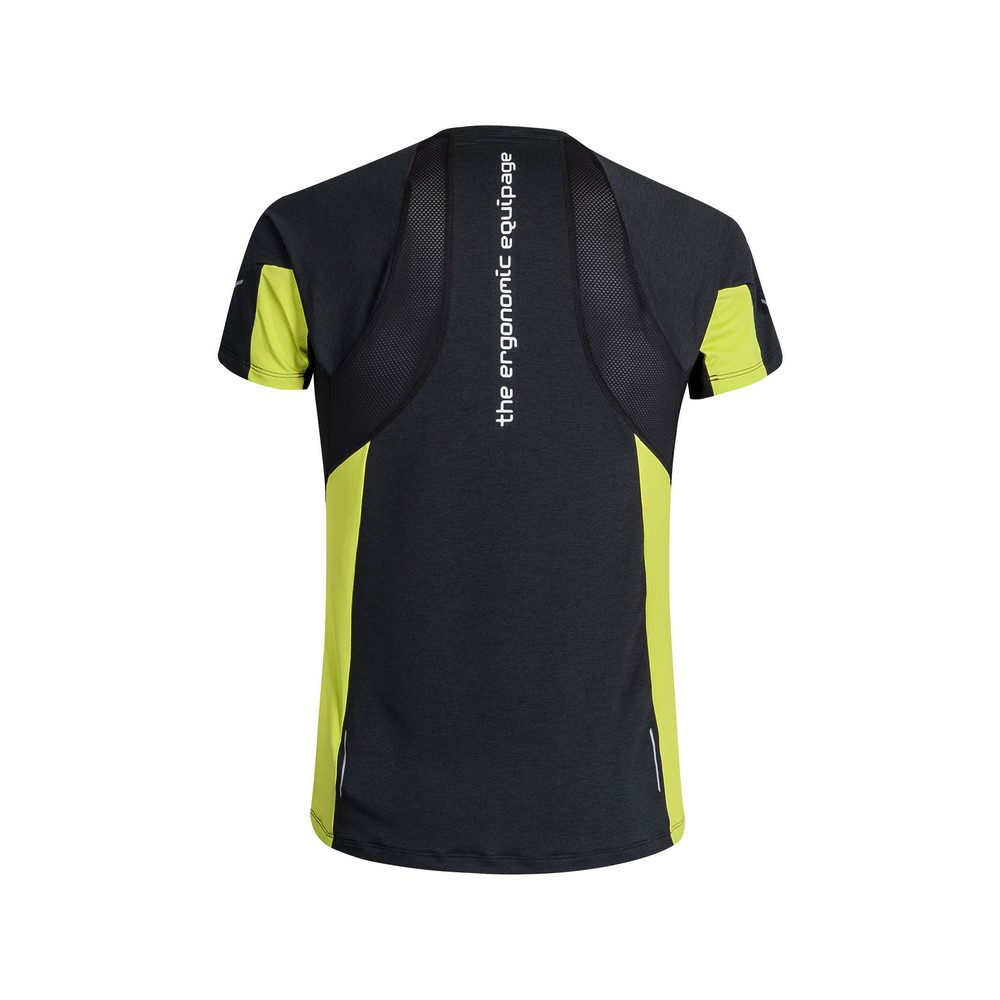 Run Energy Hombre - Camiseta Trail Running Montura