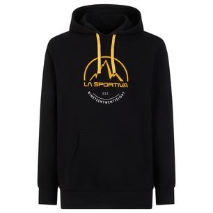 Logo Hoody Hombre - Jersei Escalada La Sportiva