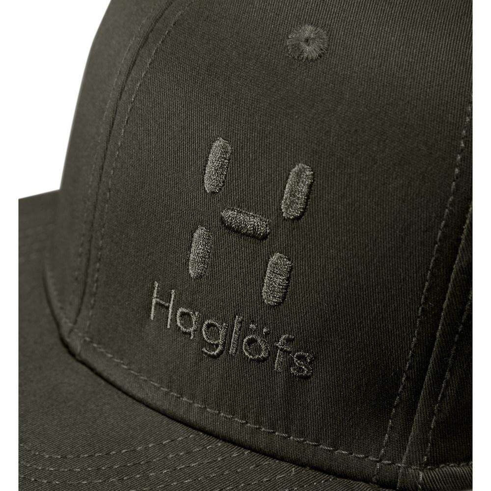 Logo - Gorra Trekking Haglofs