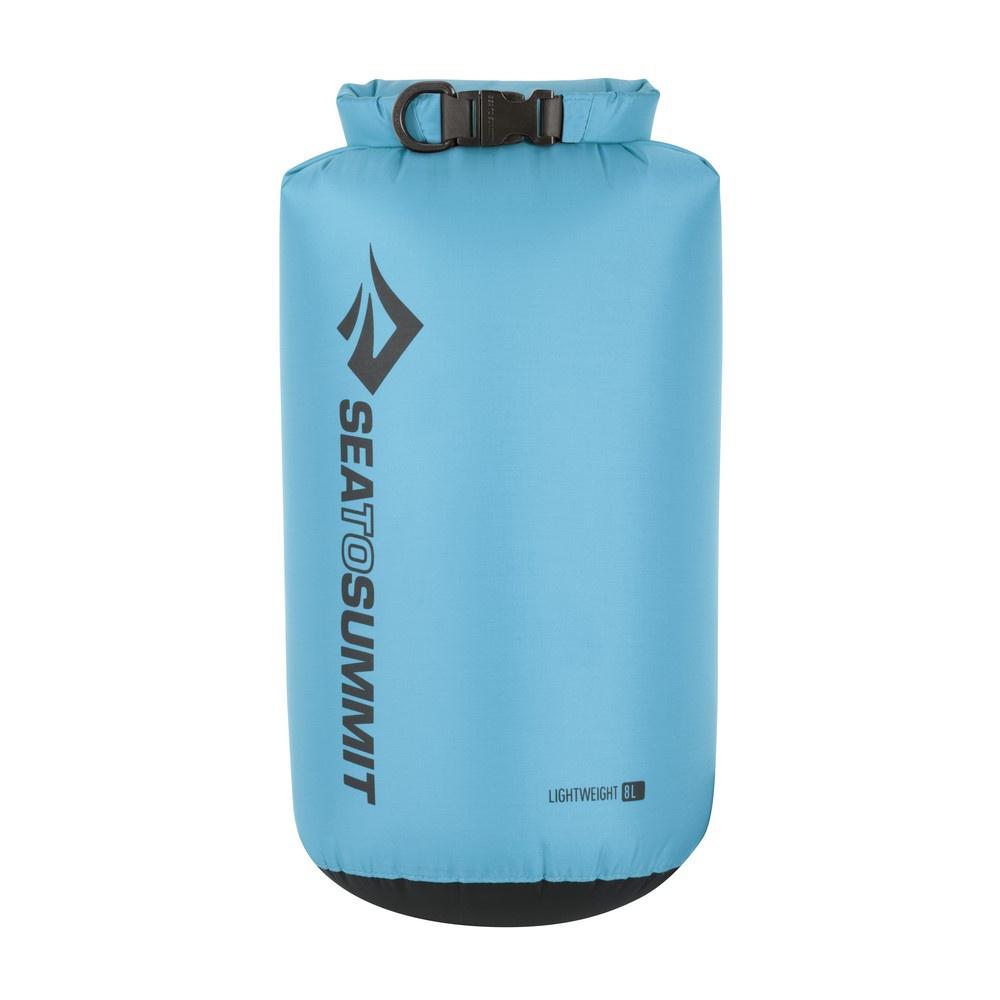 Lightweight 70D Dry Sack 8 litros azul - Bolsa Estanca Trekking Sea to Summit