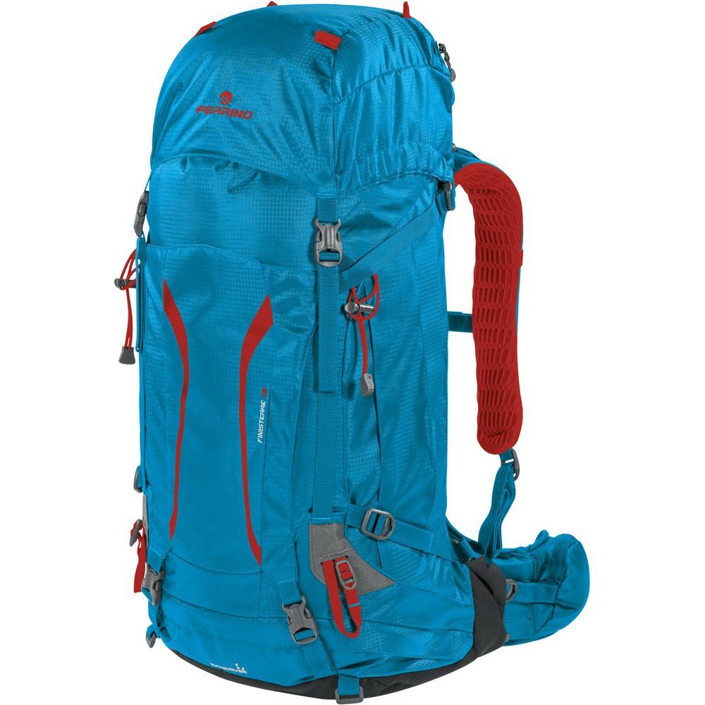 Finisterre 38 - Mochila 38 litros Azul Trekking Ferrino