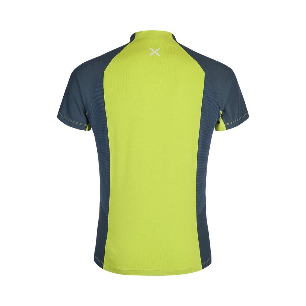 Outdoor Perform Zip Hombre - Camiseta Trekking Montura