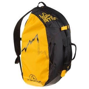 Medium Rope Black/Yellow - Bolsa Porta Cuerda La Sportiva
