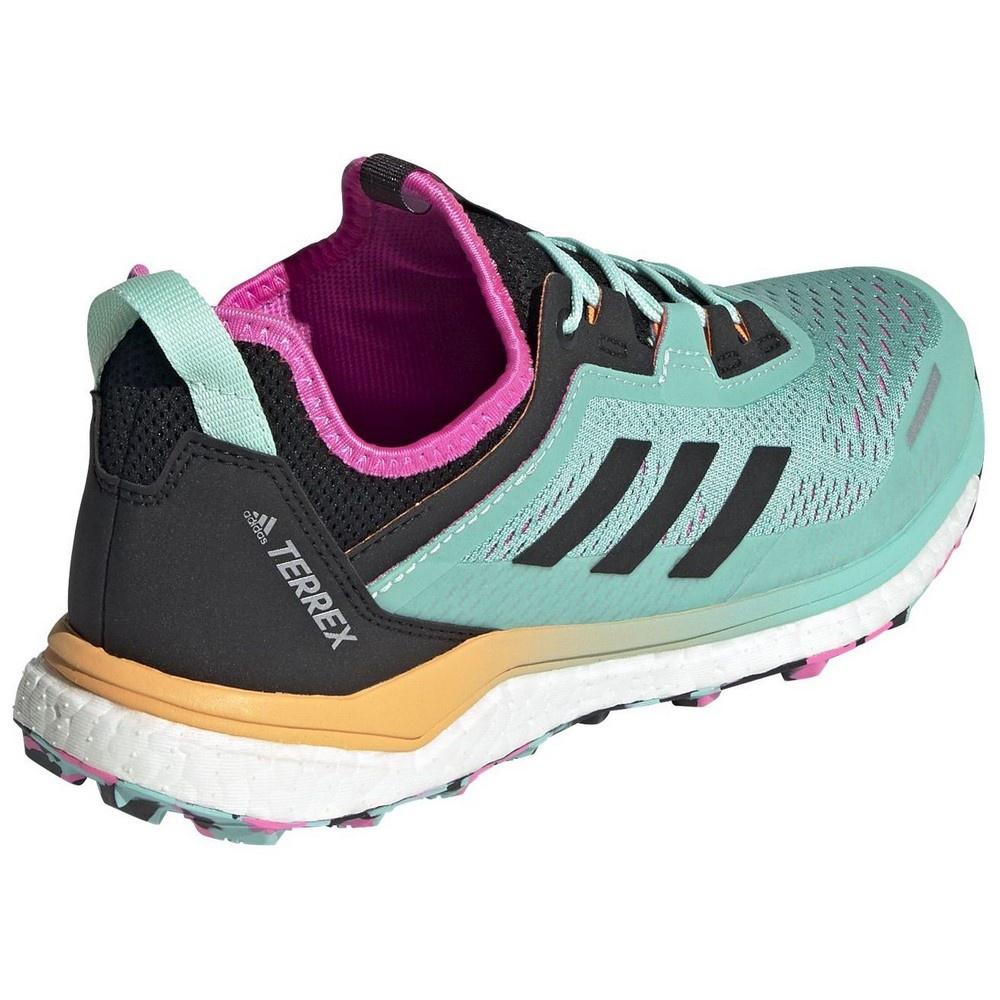 Terrex Agravic Flow Mujer - Zapatillas Trail Running Adidas Terrex