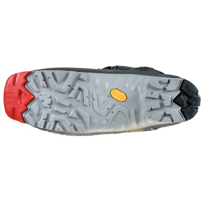 Vega Carbon/Yellow Hombre - Botas Esquí La Sportiva