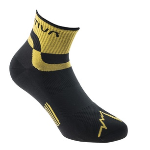 Trail Running Socks Black/Yellow