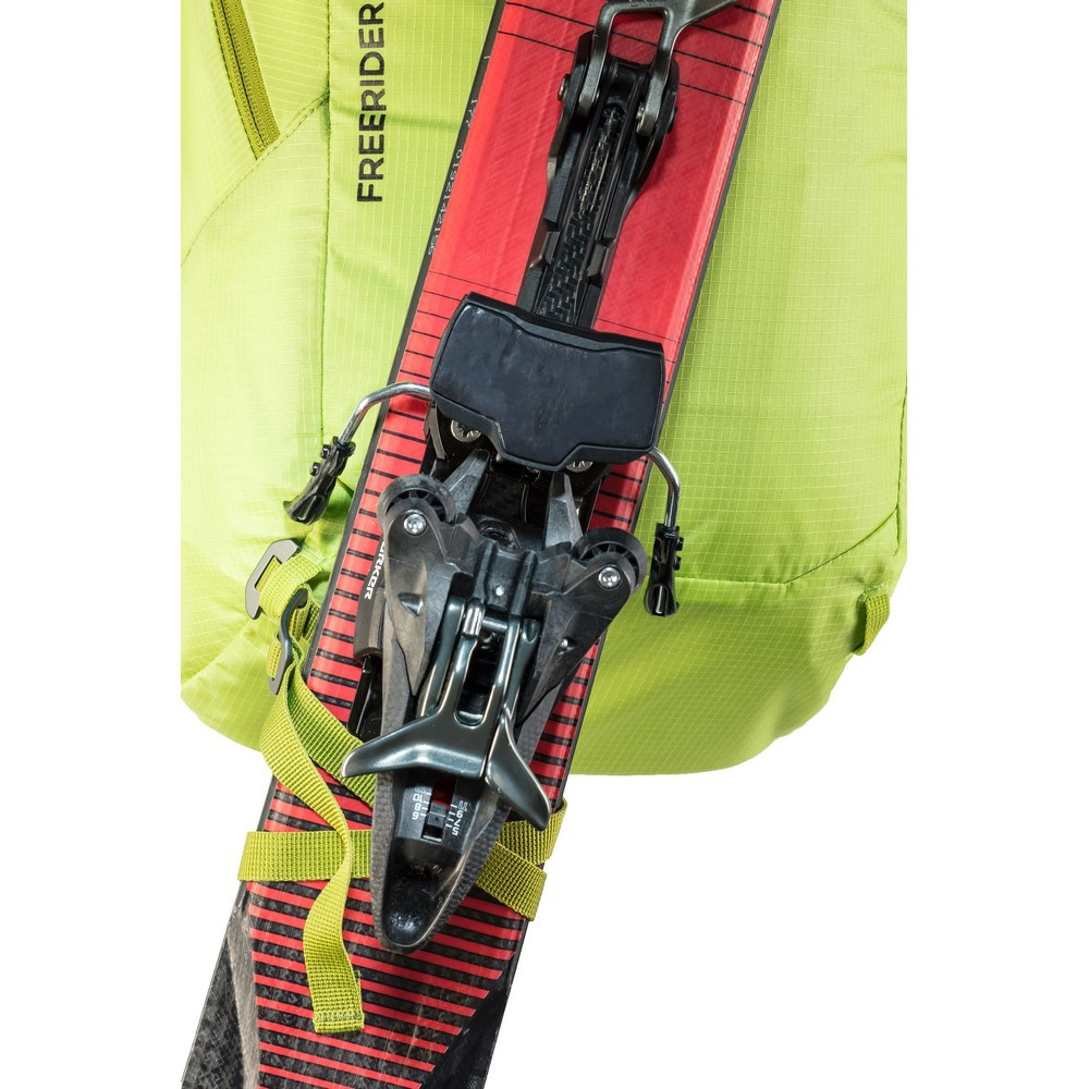 Freerider Lite 18 SL Mujer - Mochila 18 litros Amarillo Nieve Deuter