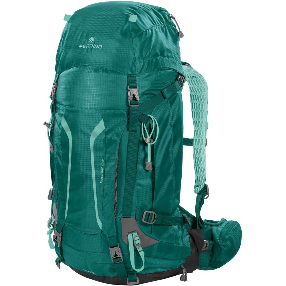Finisterre 40 Lady Green - Mochila Trekking Ferrino