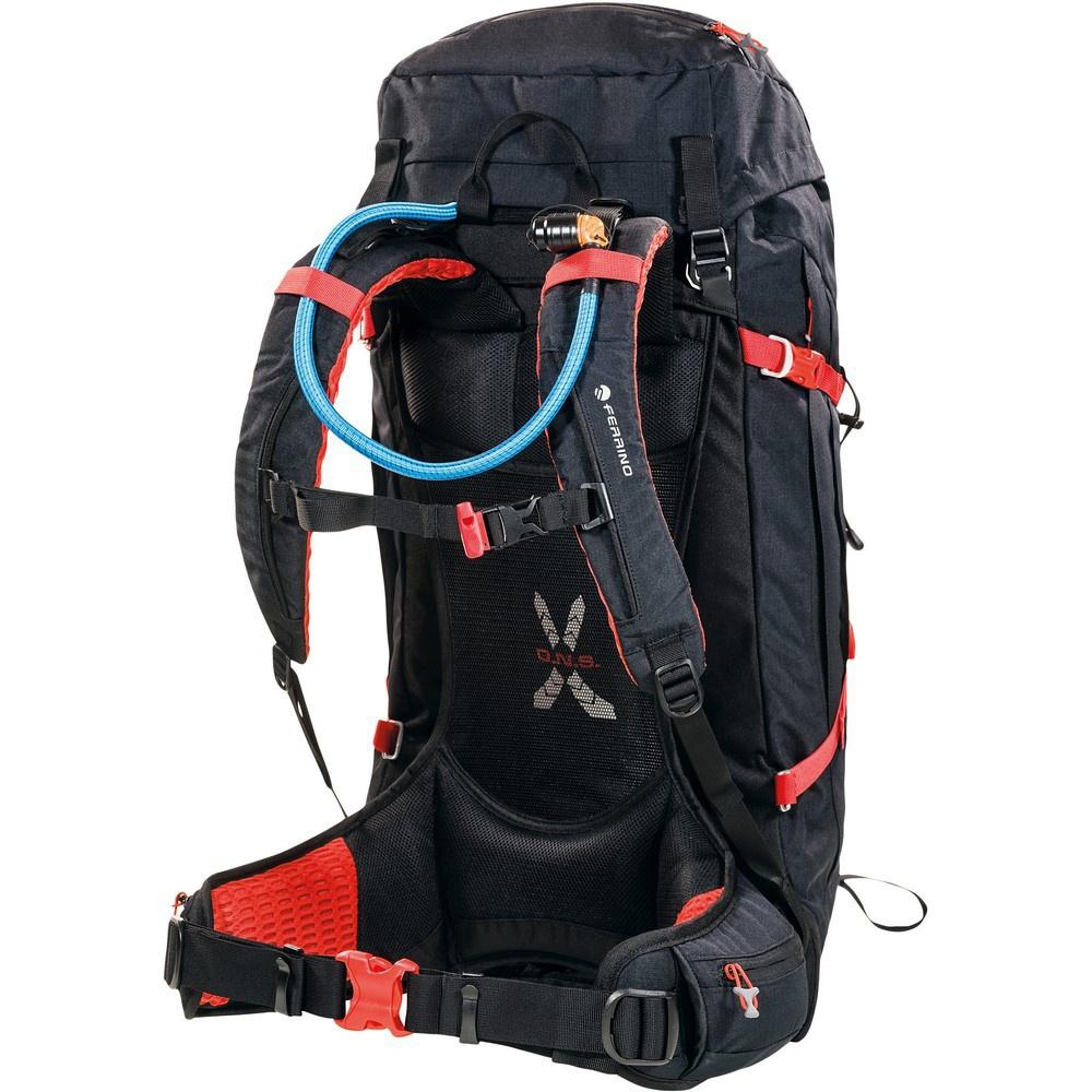 Dry-Hike 48 + 5 Black - Mochila Trekking Ferrino
