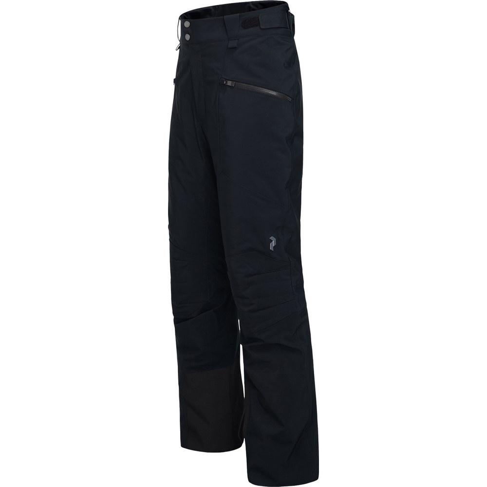 Scoot Black Hombre - Pantalon Esquí Peak Performance