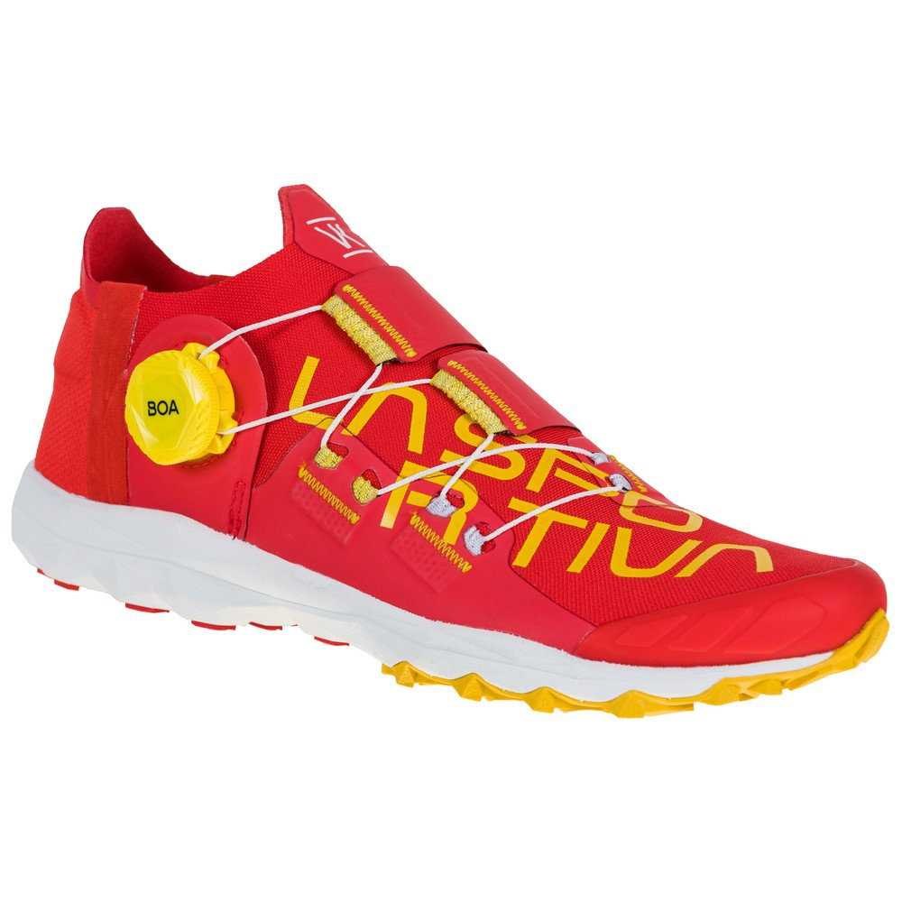 VK Boa® Hibiscus Mujer - Zapatillas Trail Running La Sportiva