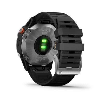 Fenix 6 Solar - Reloj Deportivo GPS Trailrunning Garmin