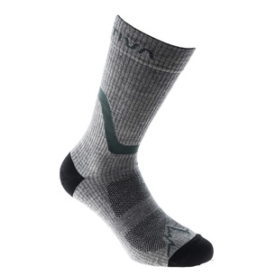 Hiking Socks Carbon/Kiwi
