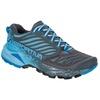 Akasha Carbon/Pacific Blue Mujer - Zapatillas Trail Running La Sportiva